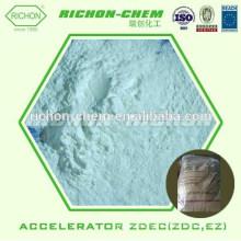RICHON China Rubber Chemicals Supplier Plastic Auxiliary agent ZDC EZ CAS No. 14324-55-1 Rubber Accelerator ZDEC