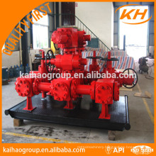 api 16c choke & kill manifold/ api 16c choke manifold oilfield equipment