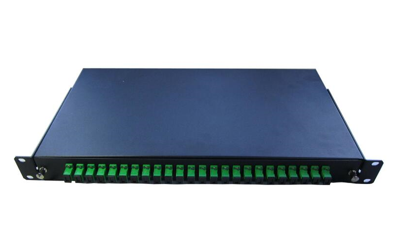 24 Port Rack Fiber Patch Panel