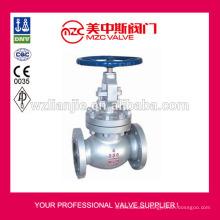 300LB Flanged Carbon Steel Globe Valves Industrial Valves