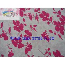 75D*150D Printed Nylon Polyester Interwoven Fabric