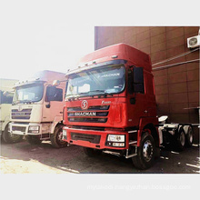 High Quality Shaanxi China Shacman Tractor Truck Heavy Duty Truck Head F3000 6X4 Trailer Truck Factory Price