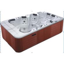 8 Person Acrylic Outdoor SPA Bathtub (JL998)