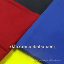 MOQ1000 fire retardant antistatic cotton sateen fabric