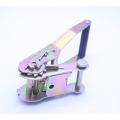 Adjustable steel ratchet buckle and belt for truck/cargo tie down 022029