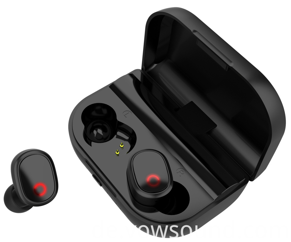 TWS Bluetooth 5.0 Wireless Earbuds