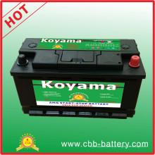 Bateria de carro da parada européia do carro de 88ah Bci49-Mf