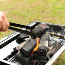 Premium A Grade BBQ aserrín Briquette Charcoal Manufacturer