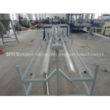 Linha de extrusão de tubos duplos de 16-40mm PVC seling quente