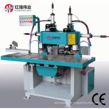 Holz Türverriegelung / Holzbearbeitung Bohrmaschine