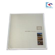 Meetings & Bankette Klebebindung Broschüre Druck Design