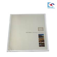 reuniones y banquetes pegamento folleto vinculante diseño de impresión