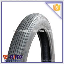 Importação Rubber Motorcycle Tire Casing 2.50-17 Da China