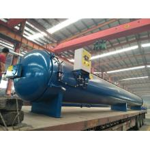 Steam Rubber Vulkanisir Autoclave