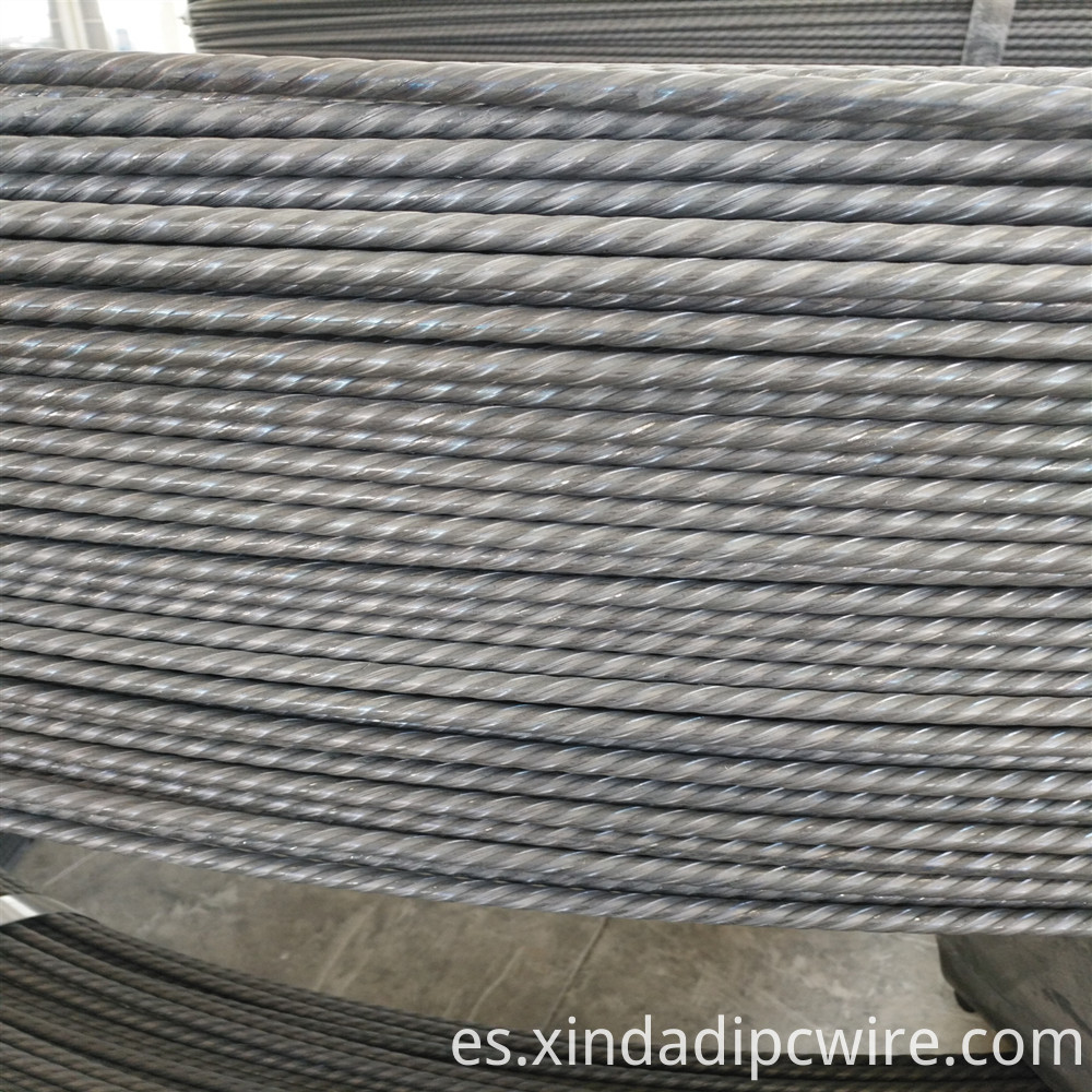 PC wire 4.8mm 7mm