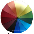 Rainbow Straight Umbrella (JYSU-02)