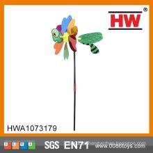 Lentejuelas tridimensionales animal insecto novedad Molino de viento de juguete