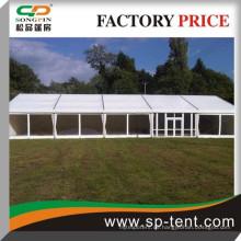 15x25m amerikanischen Stil Luxus Clear Roop transparente Festzelt Hochzeitsfest Zelte