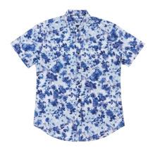 Мужские повседневные рубашки из 100% хлопка