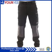 Выполненные на заказ черные кальсоны работы для людей с пусковой площадкой колена (YWP112)