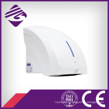 White Wall Mounted Small ABS Hotel Automatic Hand Dryer (JN70904C)