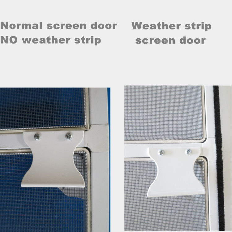 screen door vs