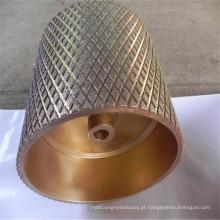 China fabricante moedores de diamante turbo rebolo ferramenta de poder
