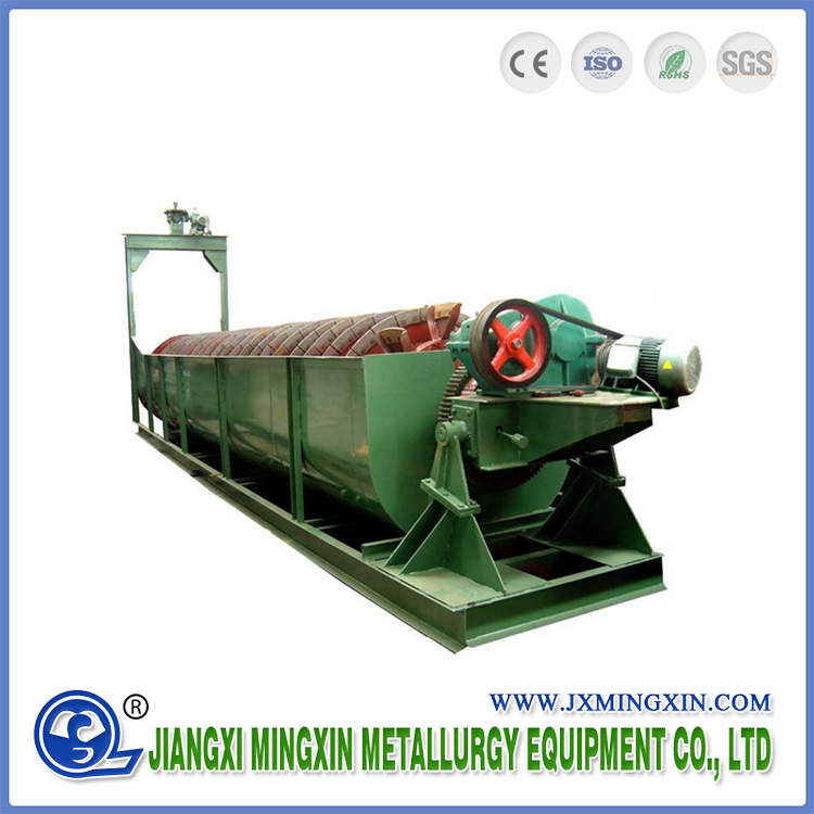 Gold Mine/Stone Sand Spiral Classifier