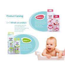 60ml-240ml Neutral Boroslicate Glass Baby Feeding Bottle