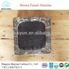 BFA Brown alúmina fundida para materiales resistentes al desgaste precio de óxido de aluminio