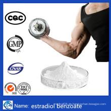 Gute Qualität USP GMP Estradiol Benzoat