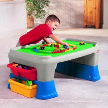 Molde plástico da tabela do brinquedo das crianças de alta qualidade feito sob encomenda