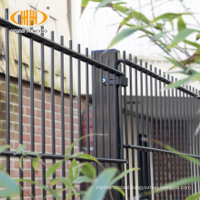 Germany standard 656 868 double rod fence panel, double wire fence panels