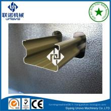Unovo fabricant profil en acier formé à froid