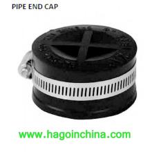 Kundenspezifische EPDM Gummi Tube Cap