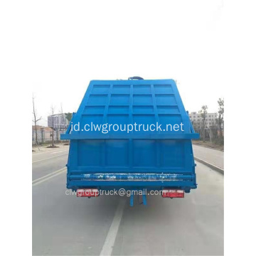 DONGFENG 4x2 REFUSE GARBAGE TRUCK COMPACTOR