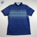 2020 camisas polo golf azul