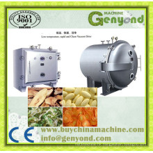 Round and Square Vacuum Freezing Dryer