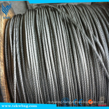 best wire rope High quanlity316L stainless steel wire rope                                                                         Quality Choice