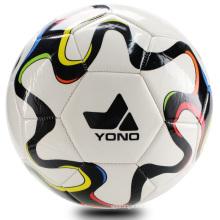 Bola de fútbol al por mayor del entrenamiento del tamaño 5 de la máquina de TPU