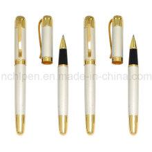 Werbeartikel Luxus Business Geschenk Stift Gold Farbe Roller Pen