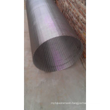 Wedge Wire Screen, Cylinder