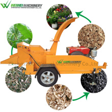 Weiwei garden machine how to cut a tree branch with a chainsaw