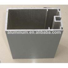 China Perfis de parede de cortina de alumínio