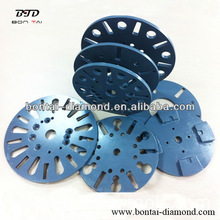 multifunctional grinding plate adapter