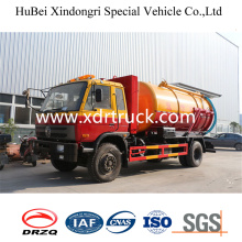 8.5cbm Special Purpose Sewage Suction Truck
