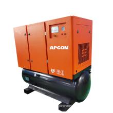APCOM High Pressure Screw Aircompressor Laser Cutting Air Compressor 16 bar 16bar For Laser Cutting Machine