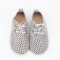 Spot Baby Boy Girl Girl Oxford Leather Shoes