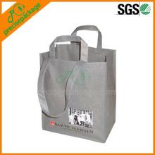 Werbe-Vlies-Flaschenhalter Shop-Tasche