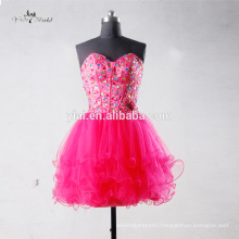 J-0094pink high quality luxury bling bling sexy crystal and sequin cooktail dresses